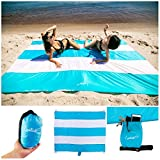 Best Beach Blanket Sand Frees - Beach blanket - beach mat - beach blanket Review