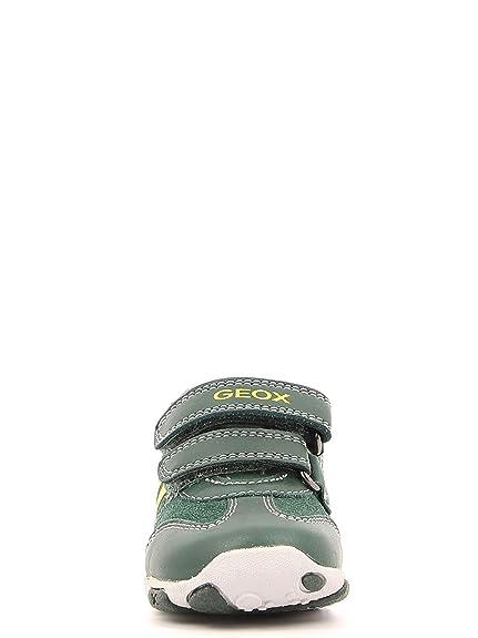Geox B5436C 04322 Sneakers Bambino Verdino 18 Las Fechas De Publicación Venta Resistente Vendible Alta Calidad Barata Precio Barato Finishline qGVYovn4s