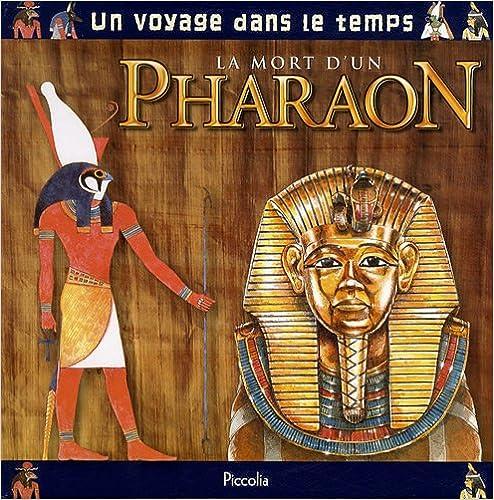 Read La mort d'un Pharaon pdf, epub ebook