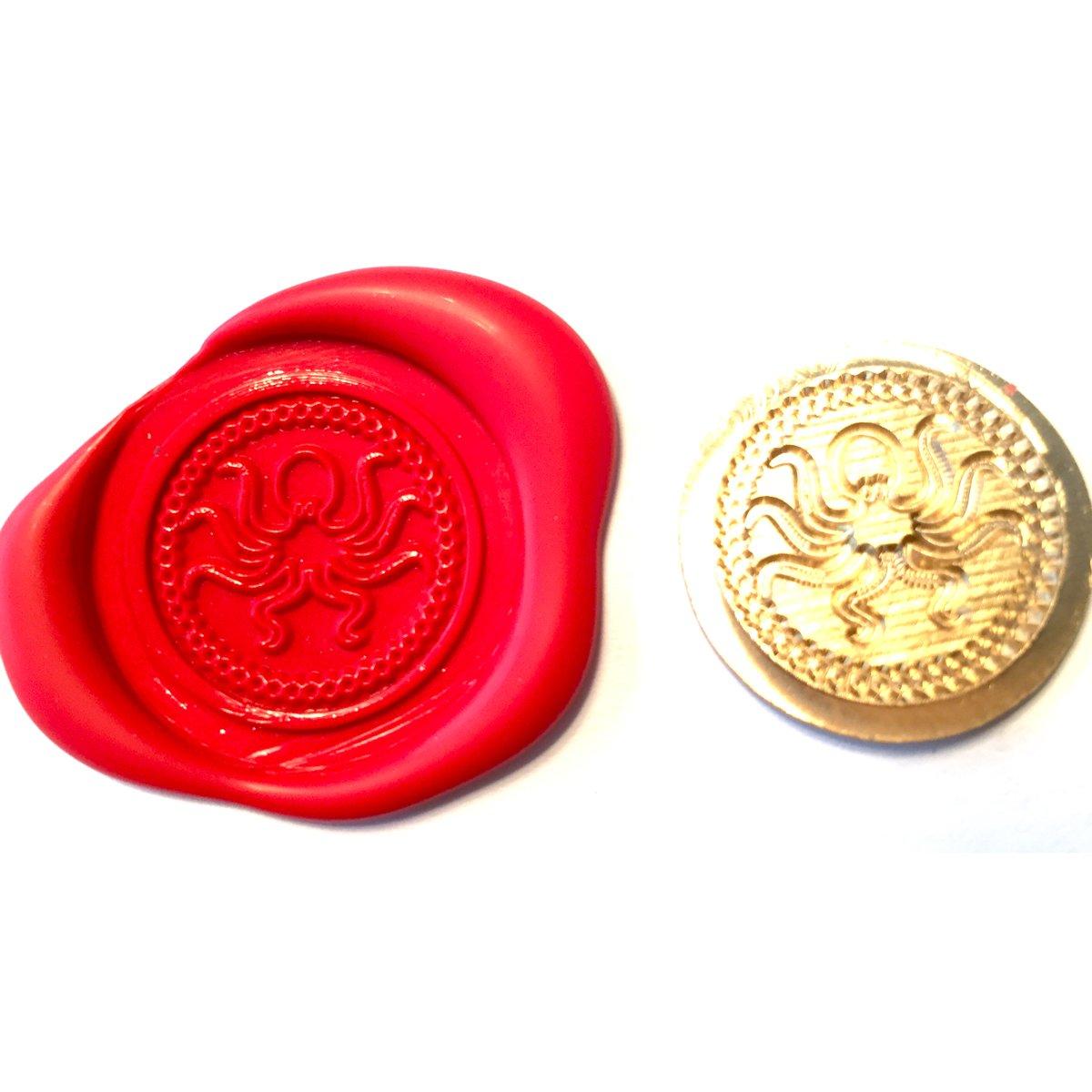 A Single OCTOPUS Coin Seal XWSC125 (S9) GTR-Gifts