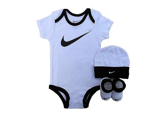 Nike Infant Babys 3-Piece Bodysuit 4445cab79a83