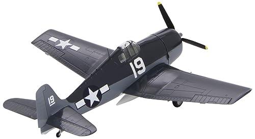 Daron Worldwide Trading EM37298 Easymodel F6F-3 VF-6 Uss Intrepid 1944 1/72