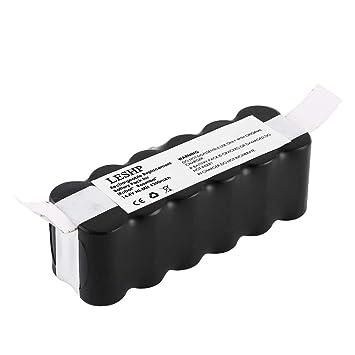 LoveOlvido - Batería para aspiradoras iRobot Roomba (Capacidad de 14,4 V, 6200 mAh, NI-MH, 500 600 700 800 Series): Amazon.es: Hogar