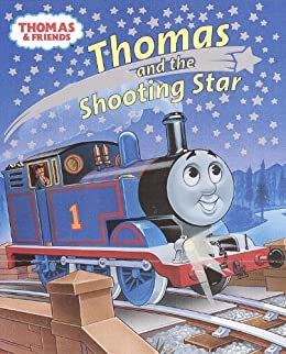 Thomas and the Shooting Star (Thomas and Friends) (Glitter Picturebook) by [Awdry, W. Rev]