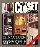 The Closet Book, Elin Schoen, 0517545756