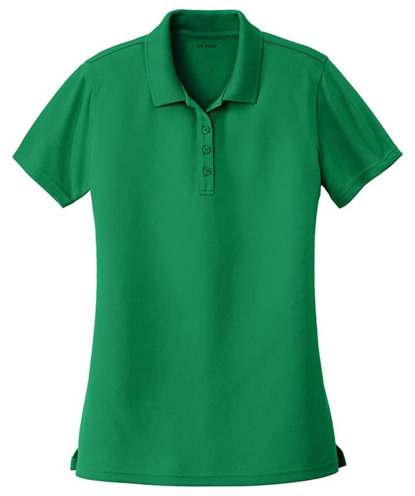 DRIEQUIP Ladies Moisture Wicking Dry Zone Polo in Sizes XS-4XL DRI011520182347