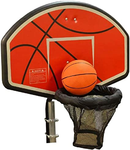 Amazon.com: JumpKing - Canasta de baloncesto para cama ...