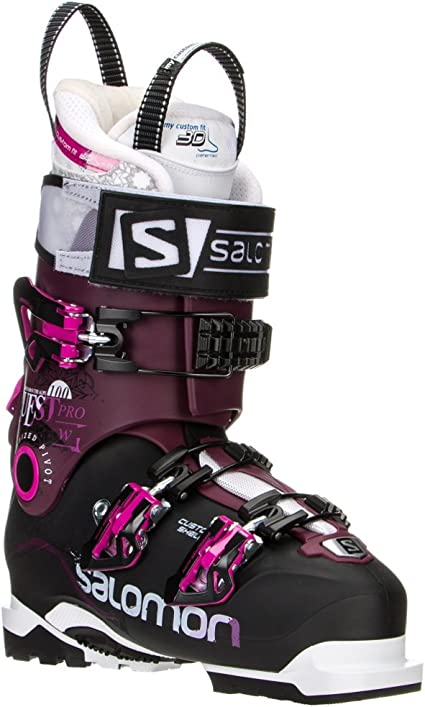 : Salomon Quest Pro 100 Ski Boots Black