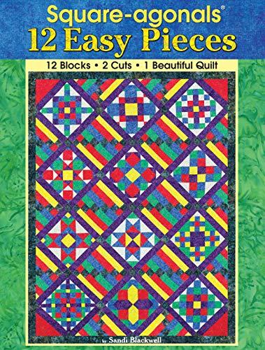 Square-Agonals 12 Easy Pieces
