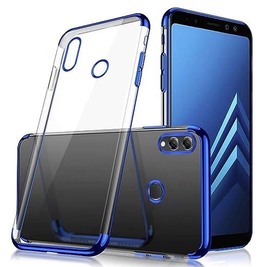 Carcasa Huawei Honor 8X Max,Funda Huawei Honor 8X Max, azul ...