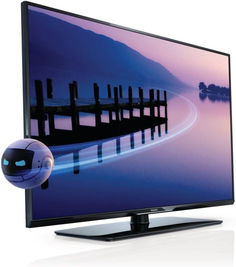 Philips 4000 series - Televisor (Full HD, A, 16:9, Negro, 1920 x 1080 Pixeles, PMR (Tasa de las tecnologías Perfect Motion)): Amazon.es: Electrónica