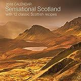 2018 Calendar: Sensational Scotland with 12 Classic Scottish Recipes