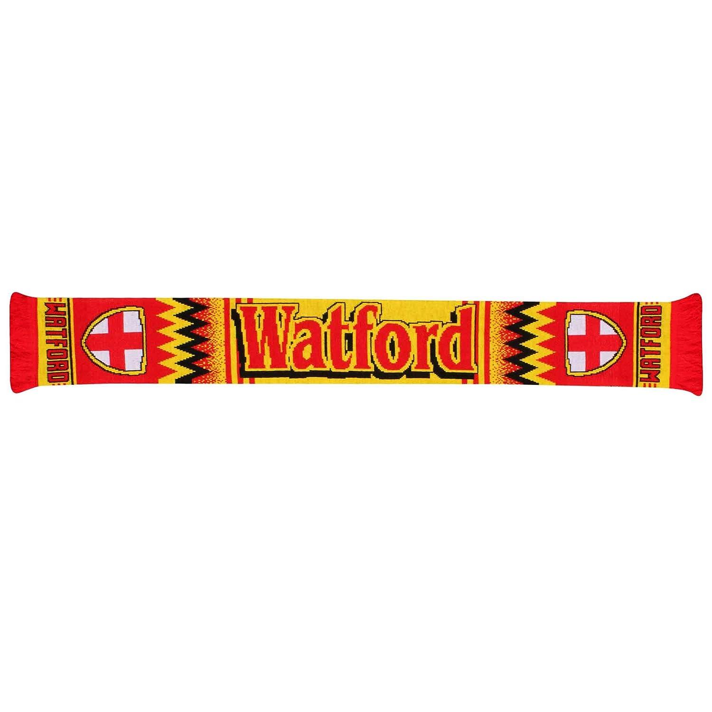 Watford Football Scarf
