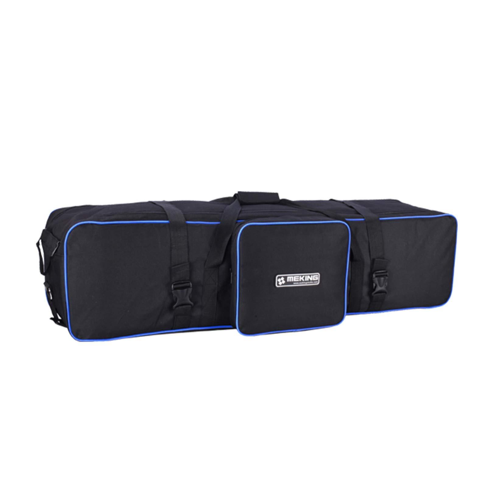 Selens 41 inchx9.8 inchx11.4 inch/105 cmx25 cmx29 cm Photography Equipment Zipper Bag for Light Stands,Umbrellas,and Accessories