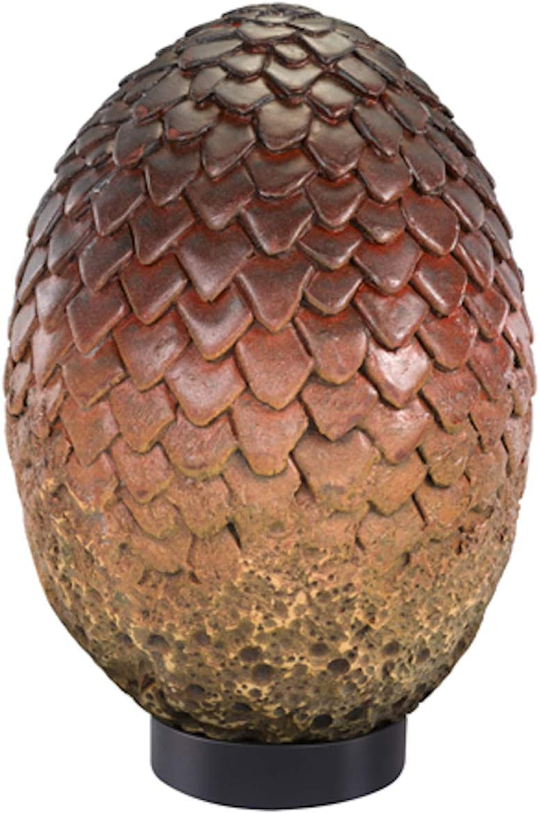 Game of Thrones Drogon Egg ( Red )