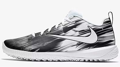5d415cfba19d Amazon.com   Nike Vapor Varsity Low Turf Lax Mens 923492-100 Size 15 ...