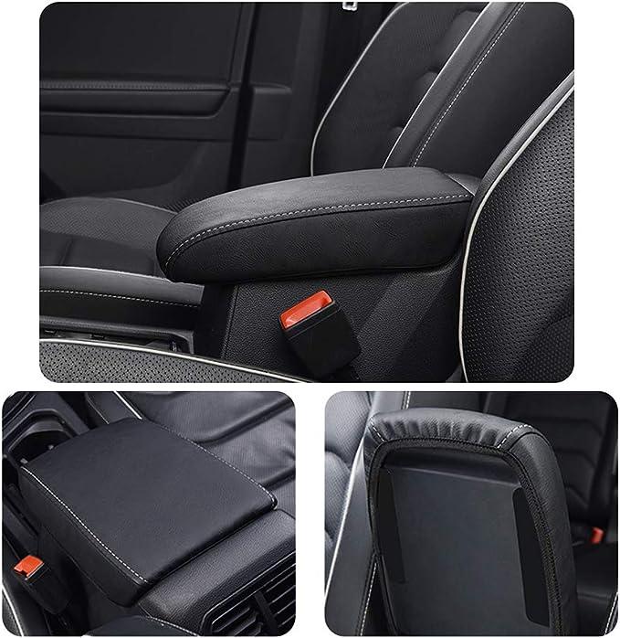 Mittelarmlehne Abdeckung Für Seat Tarraco Armlehnen Box Mittelkonsole Schutz Kastendeckel Beige Auto