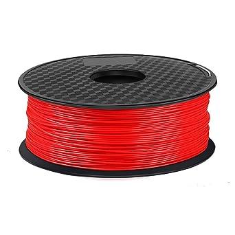 1.75mm 1kg Spool Gray Nice Amazon Basics Pla 3d Printer Filament