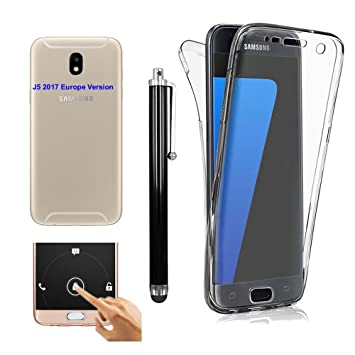 samsung clear cover j5 2017