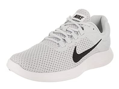 87fe46e0f78 Nike Men s Lunarconverge 2 Pure Platinum Black White Running Shoe 8.5 Men US