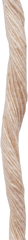 Natural Virgin Cotton Handmade Decorations Macrame Wall Hangings Plant Hanger Bohemian Wedding Backdrops Crafteza Macrame Cord 6mm X 200 yd About 600 ft Single Strand Bulk Knotting Rope