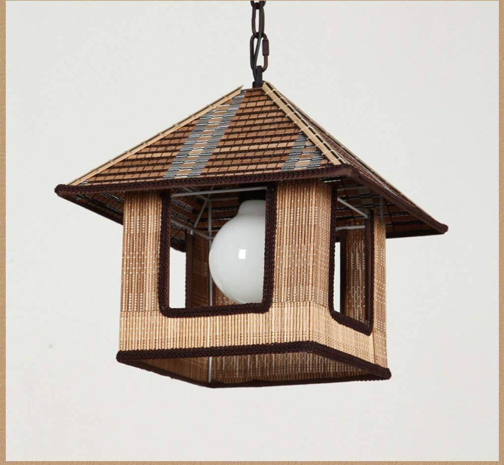 Neuen, modernen chinesischen Stil, Kronleuchter Korridor Gang Lampen japanische Kronleuchter Clothing Store Bambus Kronleuchter stark Anti-oxidant