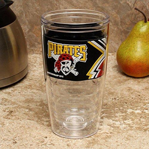 Pittsburgh Pirates 16oz. Tritan Slim Cup with PVC Wrap