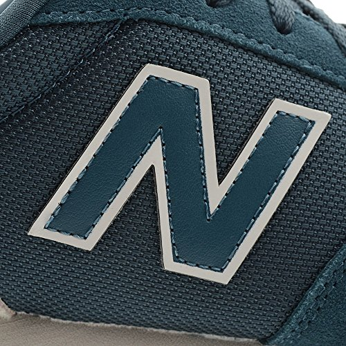 New Balance - ML311AAD - ML311AAD - Color: Azul-Gris-Plateado - Size: 41.5