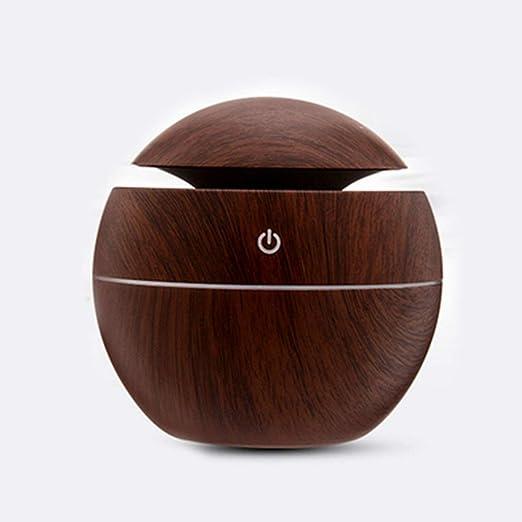Lorenlli USB eléctrico Aroma Anión Coche Ambientador Auto Hogar ...