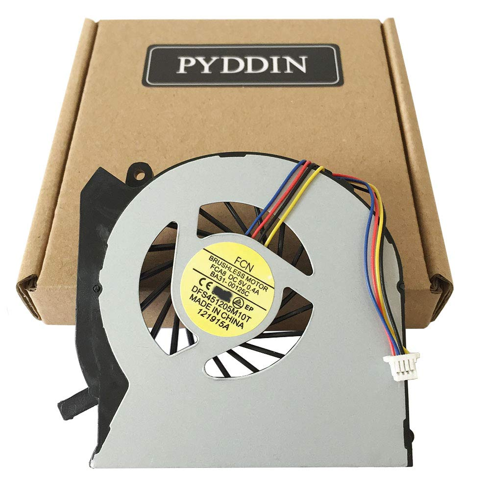 PYDDIN Laptop CPU Cooling Fan Cooler for HP Pavilion DV6-7000 DV6T-7000 DV7-7000 Part Numbers 682061-001
