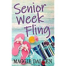 Senior Week Fling: A Standalone YA Romance (Summer Love Book 1)