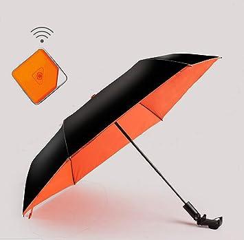 Hzhy Creativo Selfie Parasol Plegable Venta al por Mayor 6 Bone Tri-Fold Protección Solar