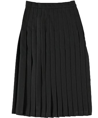 Amazon.com: Cookie's Brand Big Girls' Long Pleated Skirt: School ...