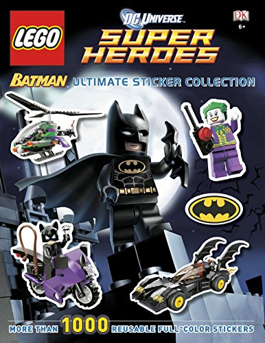 Price comparison product image Ultimate Sticker Collection: LEGO Batman (LEGO DC Universe Super Heroes) (Ultimate Sticker Collections)
