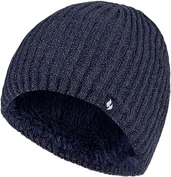 Heat Holders Men's Rib Hat