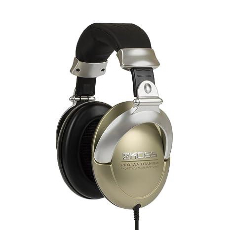 Koss PRO 4AAT - Cuffie alta qualità  Amazon.it  Elettronica ebc33c5644ee