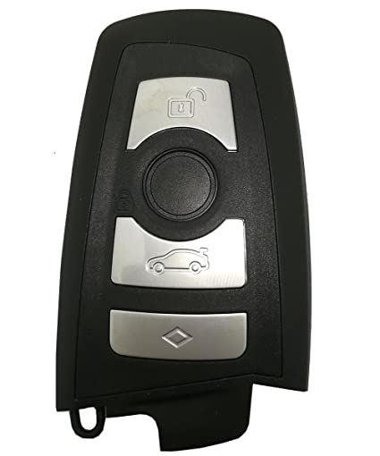 Amazon Com Replacement Key Fob Case Shell Fit For Bmw 1 3 5 7