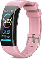 DoSmarter Fitness Tracker, Health Watch with All-Day Heart Rate Blood Pressure