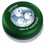 三菱 LEDランプ Dot-it Waterproof GREEN (緑)