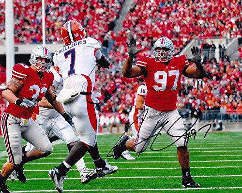 f47de0488 Cameron Heyward Autographed Photograph - 8x10 - Autographed College Photos  at Amazon s Sports Collectibles Store