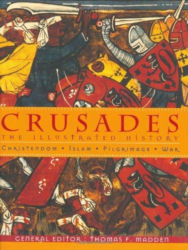Crusades Illustrated History Christendom Pilgrimage product image