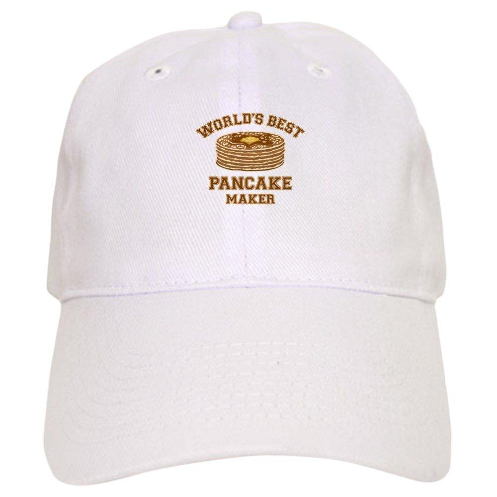 e7fc939b2f9 Amazon.com  CafePress - Best Pancake Maker - Baseball Cap with Adjustable  Closure