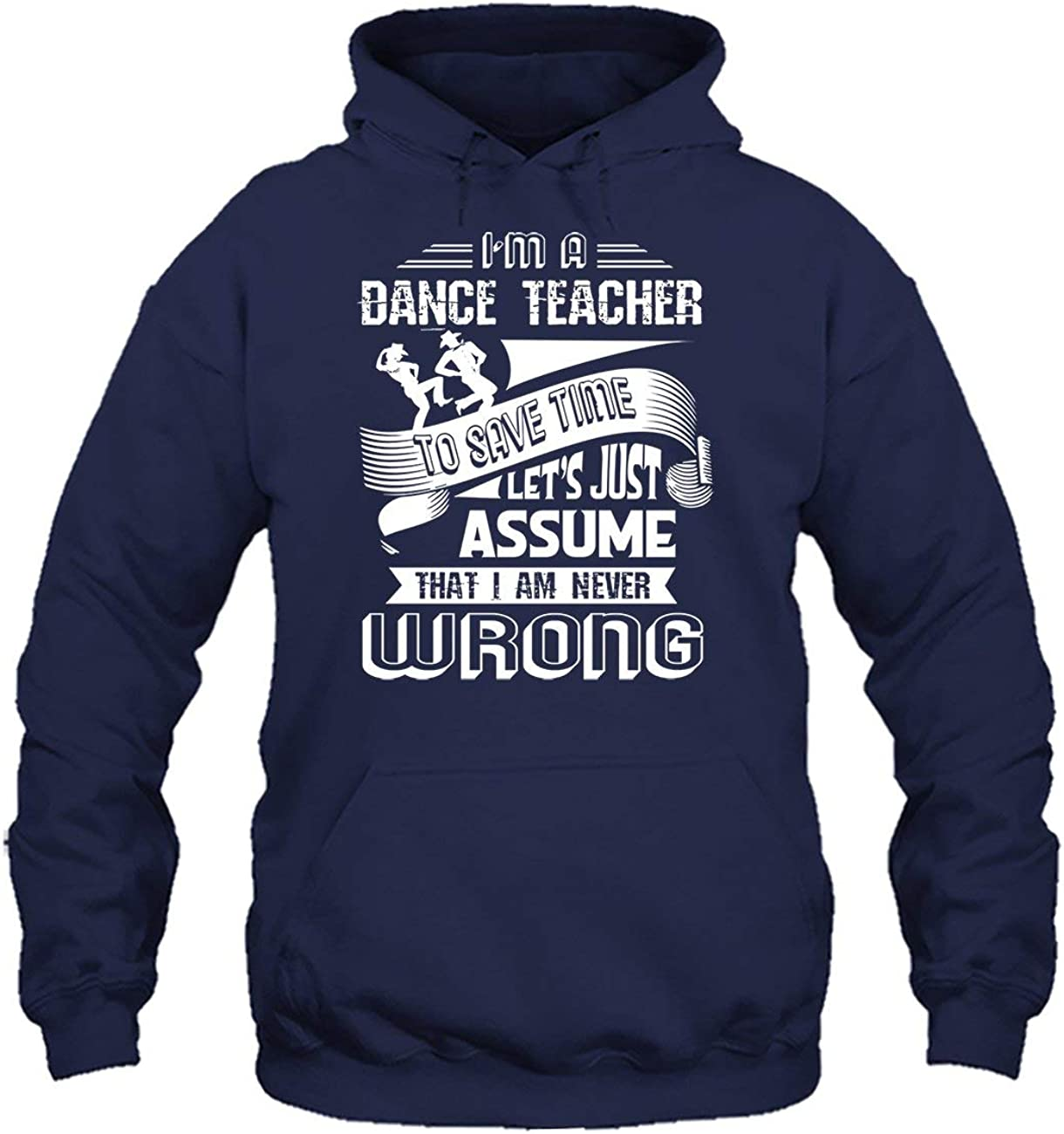 Tee Shirt Mens Shirt Im A Dance Teacher Shirt