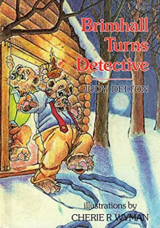 book cover of Brimhall Turns Detective