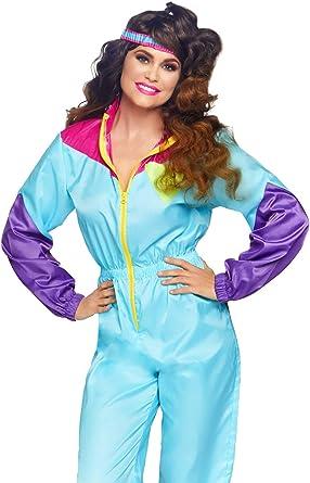 Leg Avenue Ski Suit 80s Costume