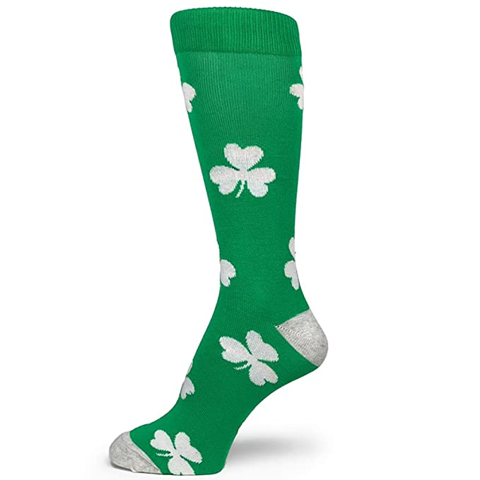 f62384686 SpotLight Hosiery st.patrick day mens socks at Amazon Men's Clothing ...