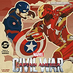 Phase Three: Marvel's Captain America: Civil War Audiobook