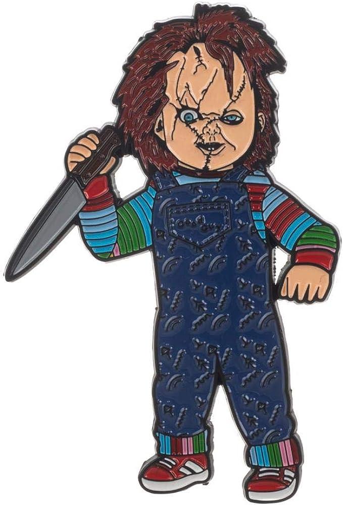 Chucky Lapel Pin