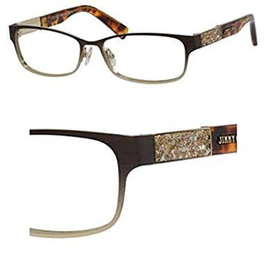 38aa6380f751 Image Unavailable. Image not available for. Color  Jimmy Choo 124 Eyeglasses  ...