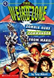 Zombie Surf Commandos from Mars, Tony Abbott, 0590674331